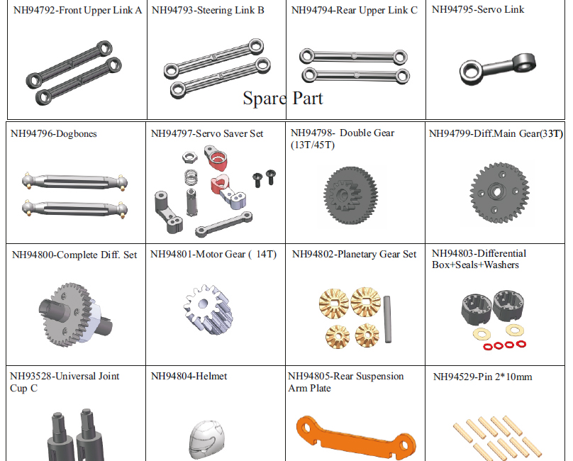 SEARCH ENGINE PARTS