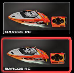 BARCOS RC ninco, slot, radio control