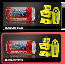 JUGUETES RC ninco, slot, radio control