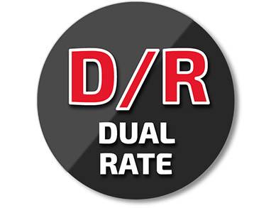 DUAL RATE