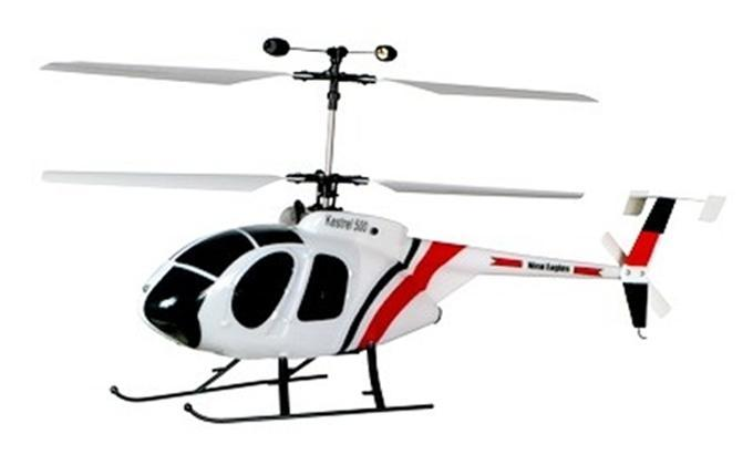 NINE EAGLES KESTREL 500 CO-AXIAL