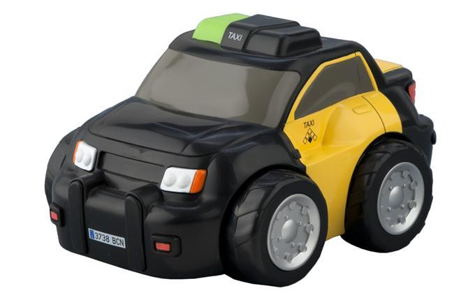 KID RACERS TAXI