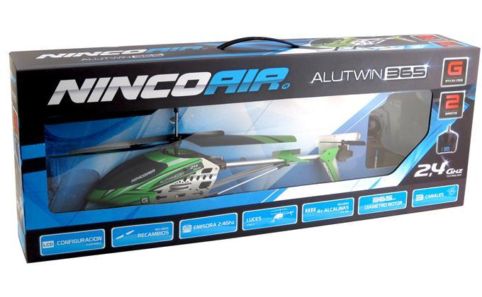 NINCOAIR 365 ALUTWIN 2,4G