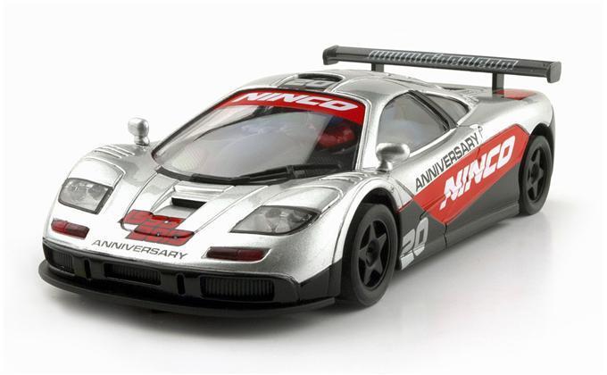 McLaren F1 GTR 20th anniversary