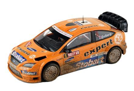 FORD FOCUS -EXPERT- ninco, slot, radio control