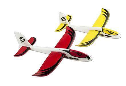 NINCOAIR HAND LAUNCH (RED / BLACK) ninco, slot, radio control
