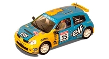 RENAULT CLIO SUPER 1600 RALLY YPRES