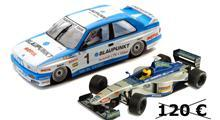 PACK BMW M3 E30 RALLY CATALUNYA 2011 + MINARDI ninco, slot, radio control