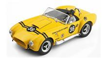AC COBRA YELLOW ninco, slot, radio control