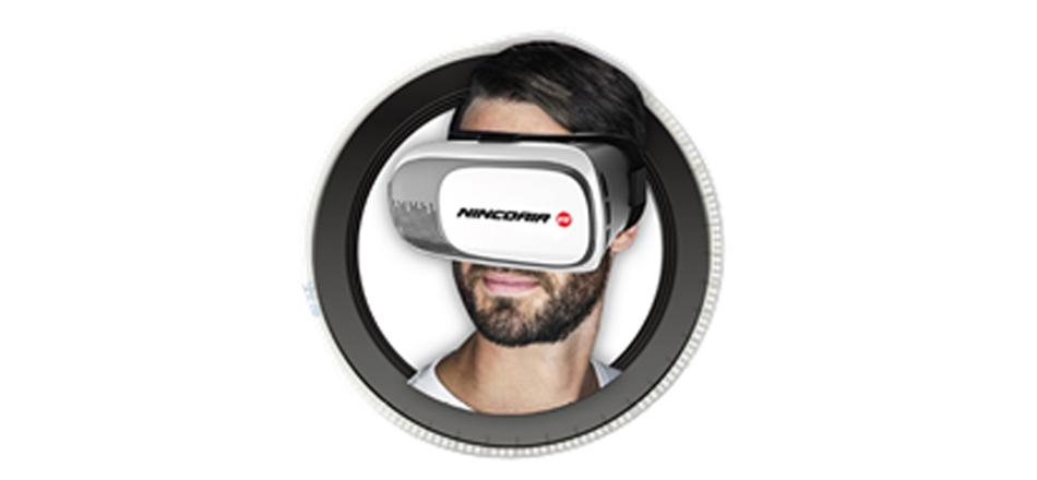 NINCOAIR SPORT WIFI VR