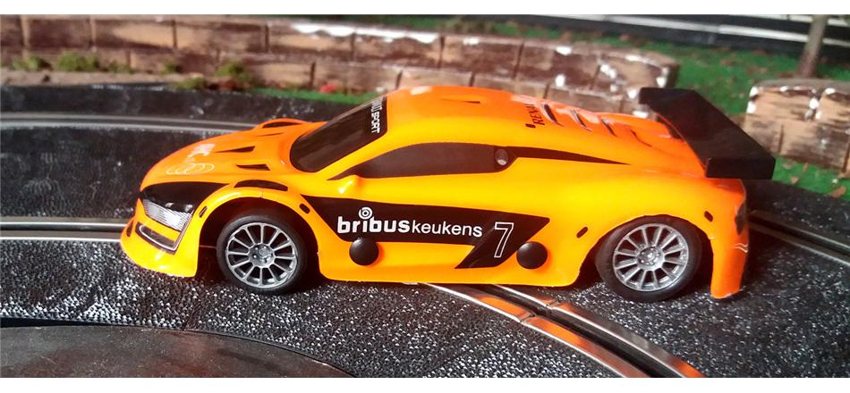 RENAULT RS ORANGE