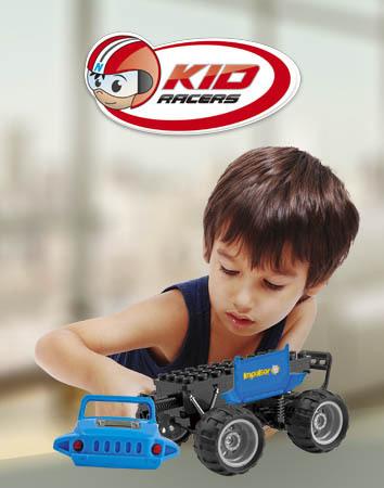 KID RACERS ninco, slot, radio control