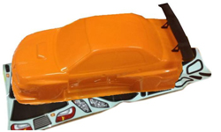 Bodywork ninco, slot, radio control