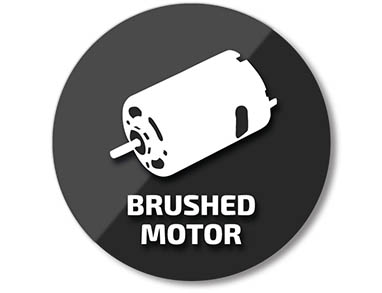 MOTOR BRUSHED