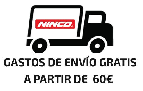 7dfc572ac Gastos de Envío y plazos de entrega - NINCO - Bienvenido a la página web  oficial de Ninco. Slot