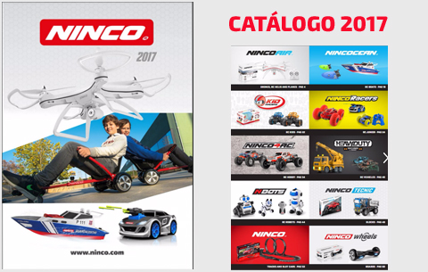 Banner catalogue Ninco