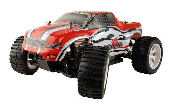1/10 MONSTER TRUCK MT10 2.4G RTR