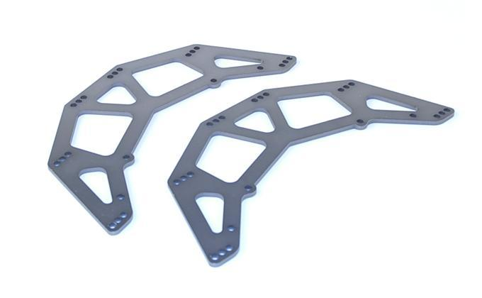 PLACAS LATERALES CHASIS 2P (XTREM CRAWLER)