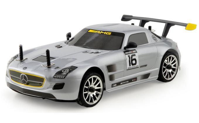 1/16 MERCEDES SLS AMG GT3 BRUSHLESS 2.4G