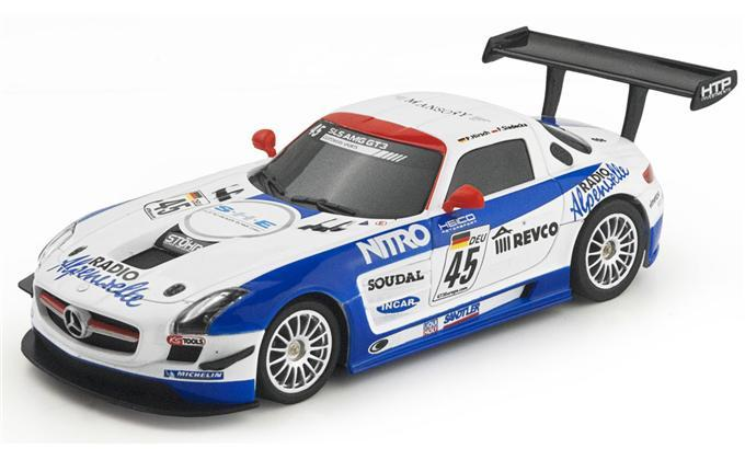 MERCEDES SLS GT3 -NITRO- LIGHTENED