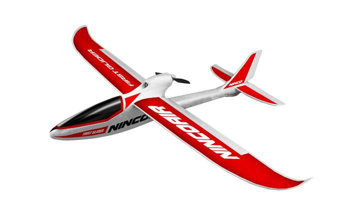Radio Controlled And Gliding Over >> Nincoair First Glider 2 4 Ghz