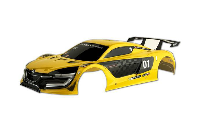 CARROCERIA RENAULT RS01