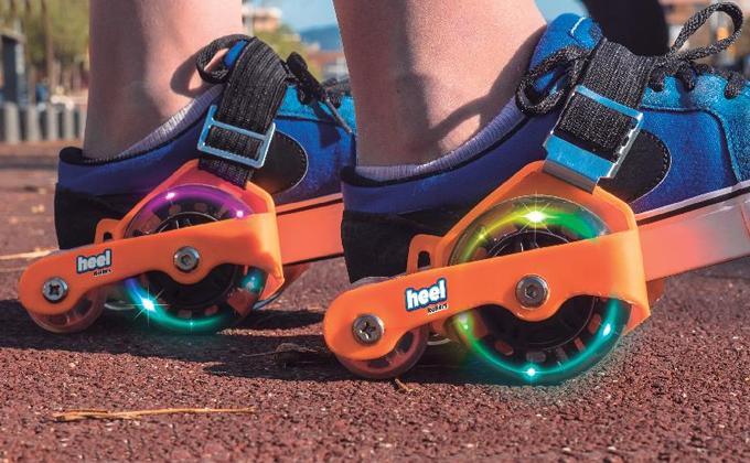 heel roller