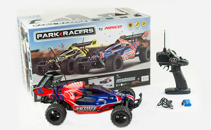 PARKRACERS 1/10 RITTER BUGGY
