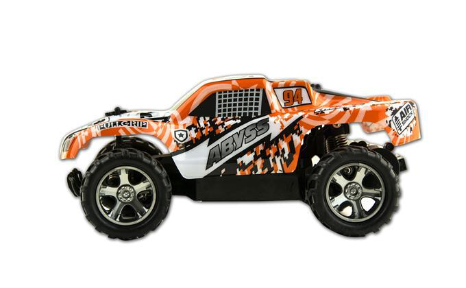PARKRACERS ABYSS ORANGE