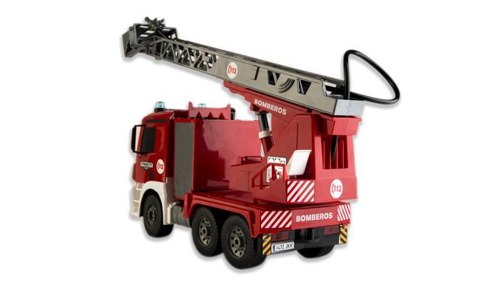 Heavy Duty Camion Bomberos Ninco Slot Radio Control