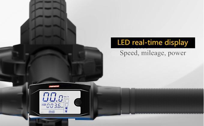 E-SCOOTER LIGHTNED