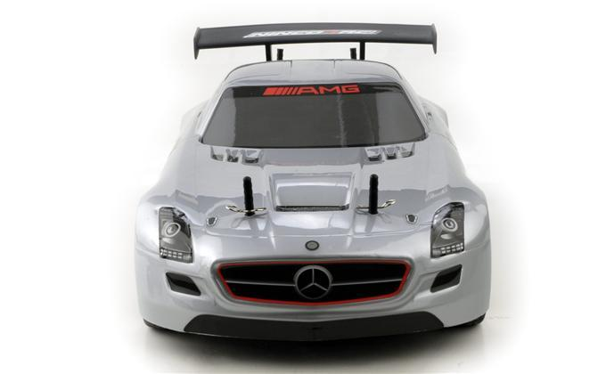 1/10 MERCEDES SLS AMG GT3 BRUSHLESS 2,4G RTR