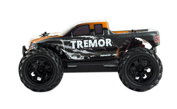1/16 TREMOR ORANGE