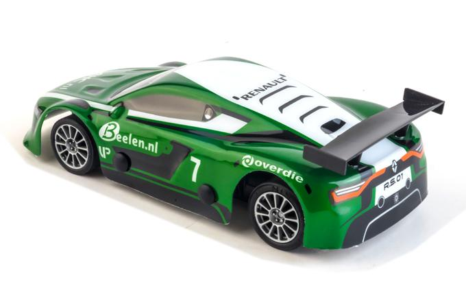 RENAULT RS GREEN