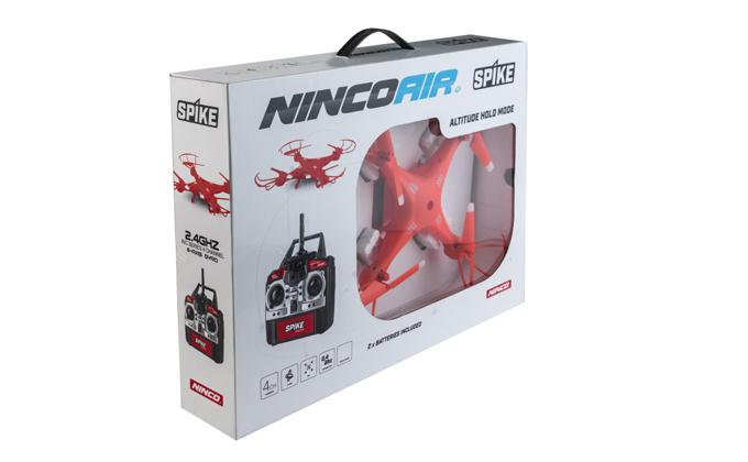 NINCOAIR QUADRONE SPIKE (2 BAT.)
