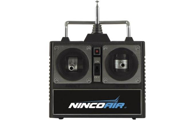 NINCOAIR TWIN FLYER RTF