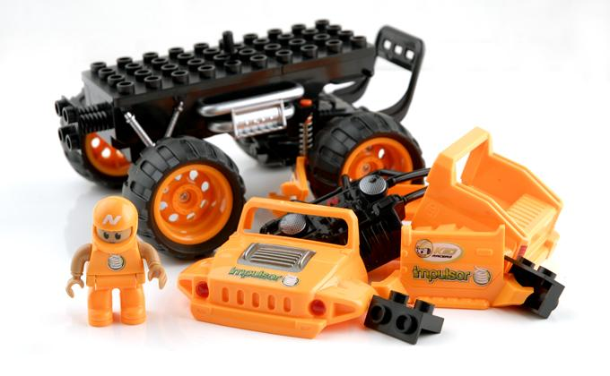 NINCORACERS IMPULSOR ORANGE