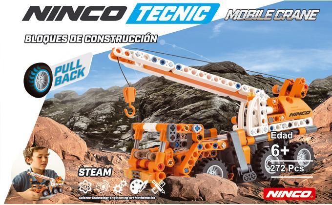 NINCO TECNIC MOBIL CRANE
