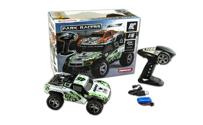 PARKRACERS ABYSS GREEN