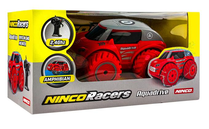NINCORACERS AQUADRIVE