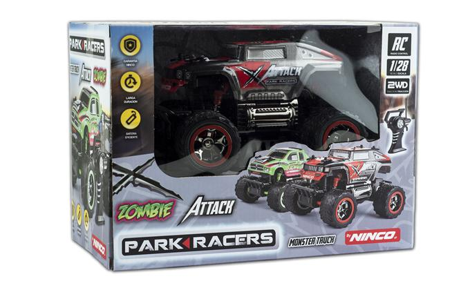 PARKRACERS ATTACK