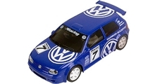 VW GOLF CUP AZUL