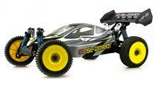 1/8 E-STAMPER BUGGY BRUSHLESS 2,4G RTR