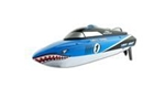NINCOCEAN WHITE SHARK ninco, slot, radio control